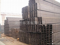 Of Hebei Q345Bmn manganese side rectangular tubes manufacturers