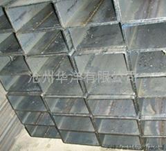 钢结构用空心冷弯型钢方矩管现货