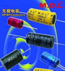 CAR USD BP Aluminum Electrolytic Capacitors