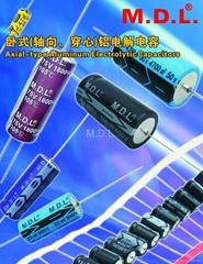 AXIAL TYPE Aluminum Electrolytic Capactors