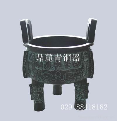 仿古青铜器大世纪龙鼎 1