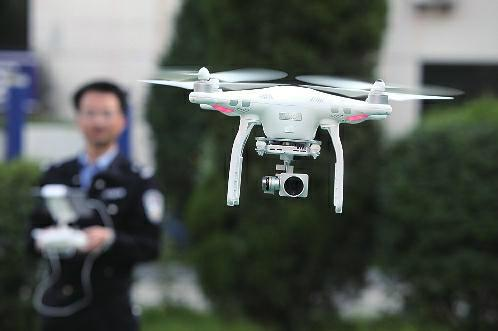 UAV  for  Police 4