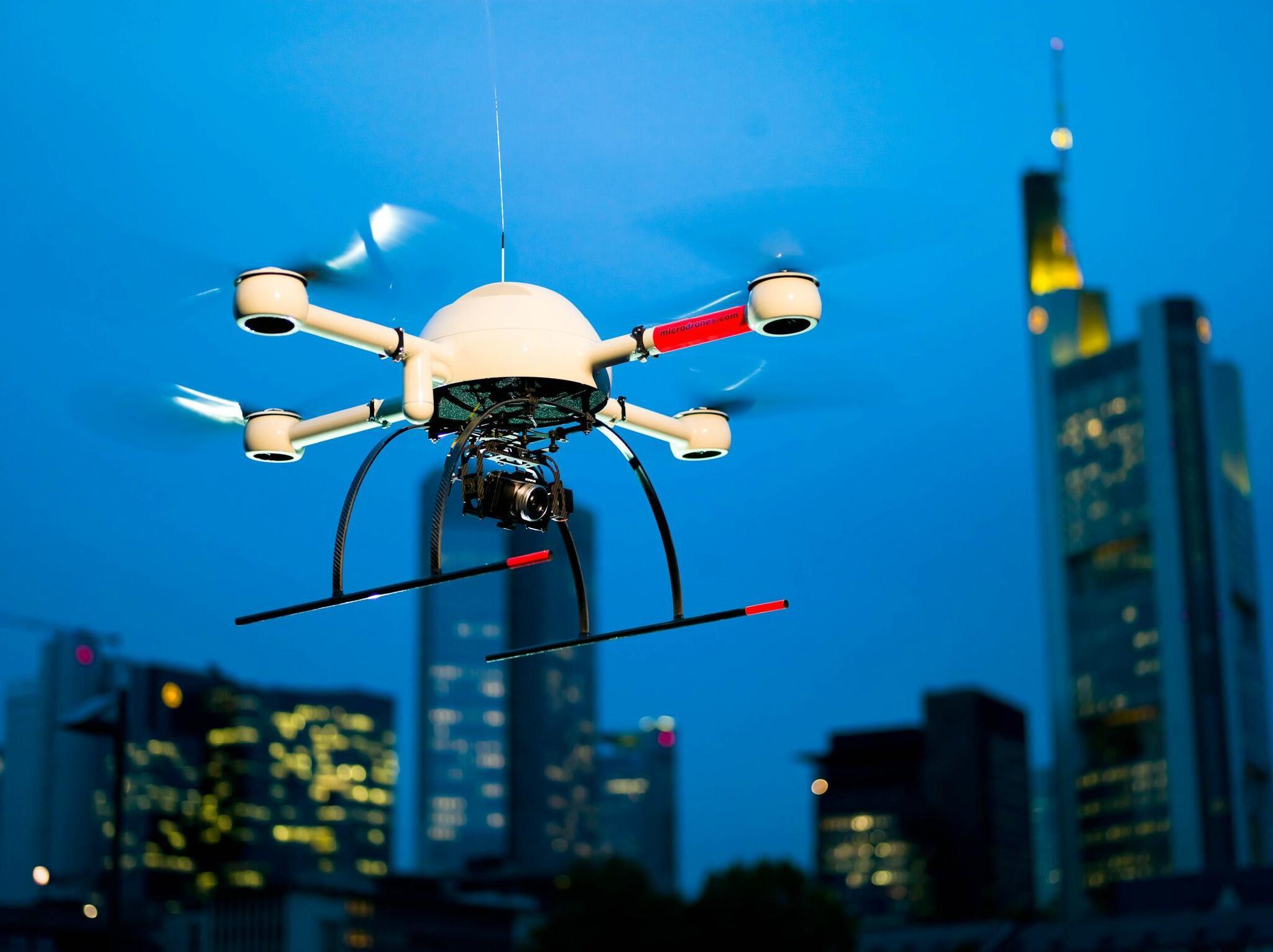 UAV DH4-1000 1