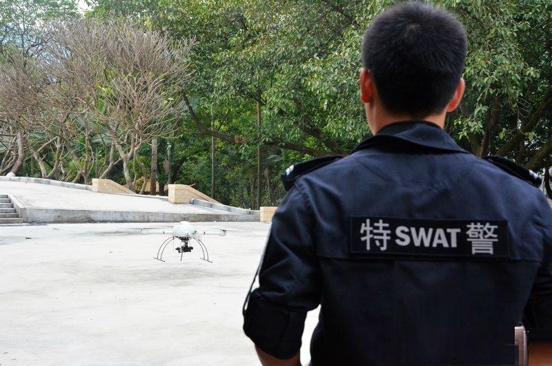 UAV DH4-1000 3