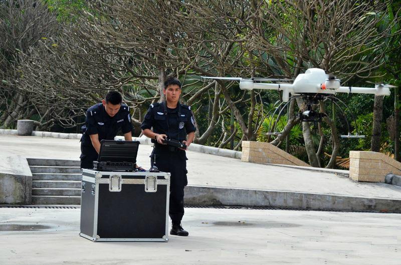 UAV DH4-1000 4