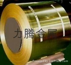 电子加工H62黄铜带