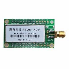 最遠傳輸距離2KM的ZigBee無線模塊