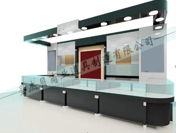 珠寶展櫃 1