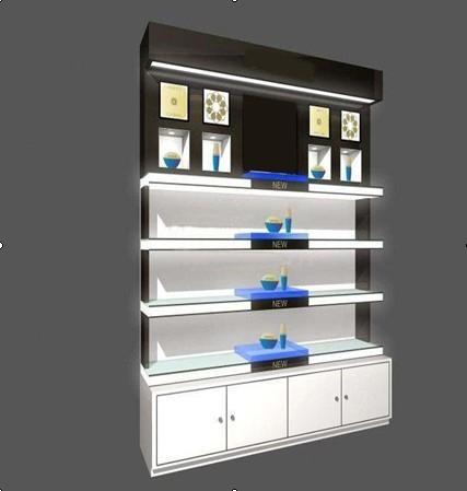 化妝品展櫃 1