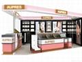 化妝品展櫃 3
