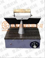 single-head Crispy egg tray machine