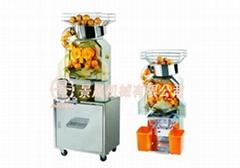 全自動搾橙汁機(搾果汁機)
