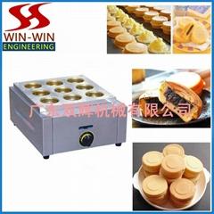 紅豆餅機(12格)電熱式