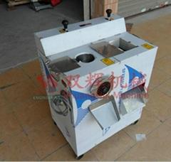 Electric mincing  and cutting machine