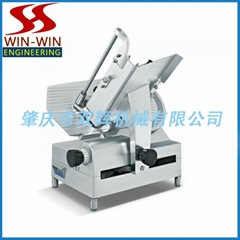 Fully automatic meat cutting machine