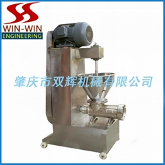 Full-automatic meat grinder