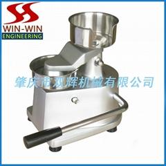 DH-100 Manual patty forming machine