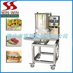 DH-2100 汉堡肉饼机,自动汉堡肉饼成型机