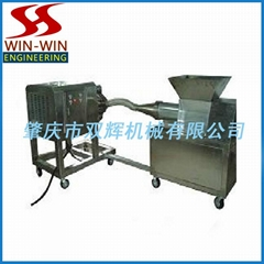 DH-1200 Large type of Poultry deboner (video)