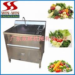 DQX-850 Single groove multi-function fruit and vegetable washing machine
