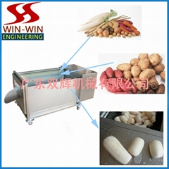 DST-8蘿蔔清洗機,土豆清洗機,瓜果清洗機