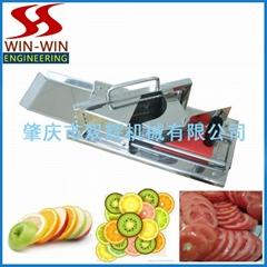 DT-4 水果切片機切水果機切果機切瓜機