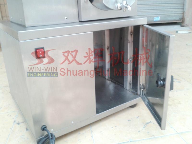 WY-817  Desktop the sugar cane juice machine 4
