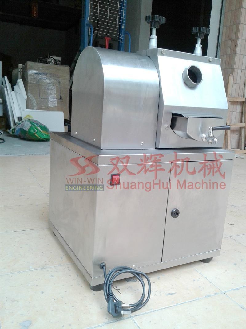 WY-817  Desktop the sugar cane juice machine 7