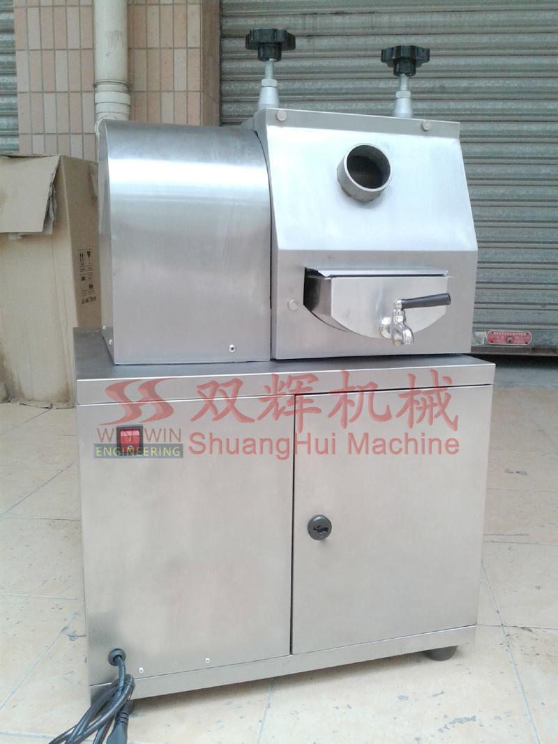 WY-817  Desktop the sugar cane juice machine 2