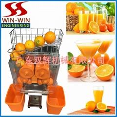 ZZ-2000E2  全自动榨橙汁机(榨果汁机)