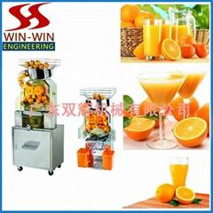 ZZ-2000A1/A2  全自动榨橙汁机(榨果汁机)