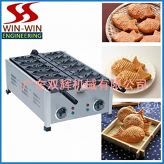 FY-1101 / 1102 Fish cake grill /maker( GAS & ELECTRIC)