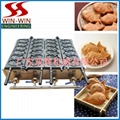 FY-1101 / 1102 Fish cake grill /maker( GAS & ELECTRIC) 2