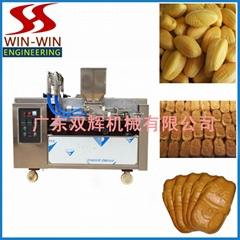 DJ-100  Automatic filling layer cake machine(video) (Hot Product - 1*)