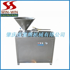 JS-30/60 Double end hydraulic continuous sausage stuffer