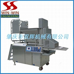 Fully automatic meat machine
