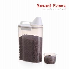Smart Paws pet food cont