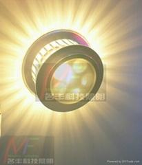 最新設計5W大功率LED壁燈