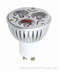 GU10 MR16 MR11 LED射灯灯杯