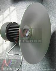 高亮度100W大功率LED工矿灯