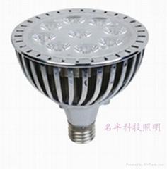 PAR38-9W大功率LED灯杯