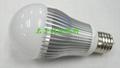 高效節能3W大功率LED球泡燈 2
