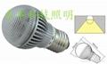 高效節能3W大功率LED球泡燈 3