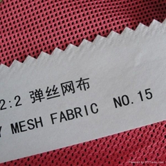 DTY Mesh Fabric Knitting Fabric