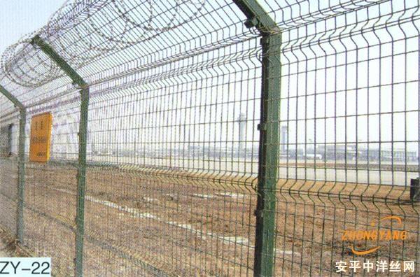 飛機場護欄網 4