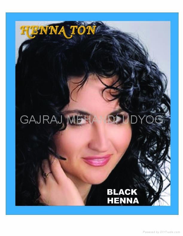 HERBAL HENNA BASE HAIR DYE POWDER