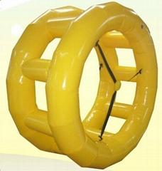 Floating roller