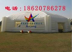充气帐篷,闭气帐篷,充气拱形帐篷,充气房屋帐篷