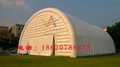 Inflatable Concrete Tent : Inflatable stent tents ,inflatable tent arch