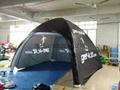 充氣車展帳篷,移動帳篷,野炊露